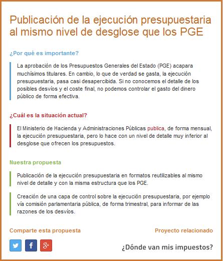 Decálogo de propuestas de transparencia de Civio a los partidos políticos para el 20D