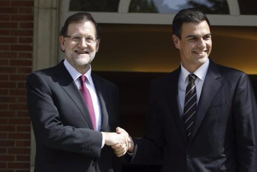 El-gobierno-de-los-guapos--el-PP-afina-el-tiro-contra-un-posible-pacto-Rivera-Sanchez