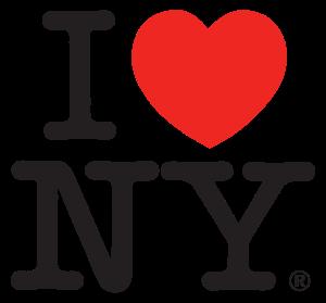 Logo de la ciudad de Nueva York, de dominio público.