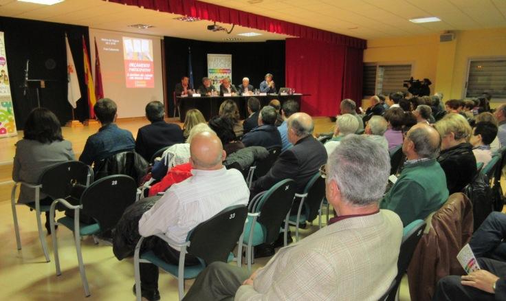 Conferencia Cabannes público
