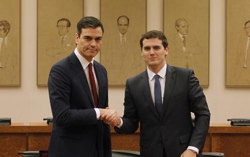 Pacto Rivera Sánchez La Vanguardia